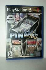 PINBALL FUN GIOCO USATO BUONO STATO PS2 VERSIONE INGLESE VBC 36148
