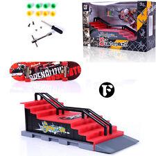 Skate Park Ramp Parts F for Tech Deck Finger Board Fingerboard Ultimate Parks