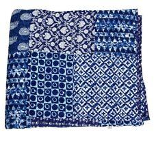 Gorgeous Handmade 100% Cotton Cozy Quilt