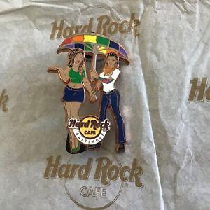 Hard Rock Cafe Baltimore Pride Pin