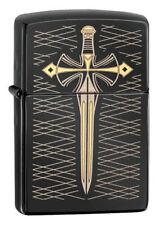 Zippo Lighter ⁕ Sword Dagger ⁕ 60000253 ⁕ Neu New OVP ⁕ A865