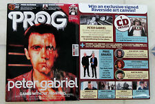 CLASSIC ROCK PROG + CD No 60 PETER GABRIEL Games Without FRONTIERS Great Album
