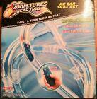 Zoom Tube Car Trax Twist & Turn Tubular Trax Loop it High Twist it Low 12 Ft of