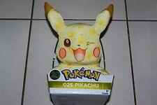 TOMY POKEMON Pikachu WINK 20TH ANNIVERSARY PLUSH 025, BRAND NEW IN BOX