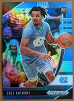 Cole Anthony - SP #/199 ROOKIE BLUE PRIZM 🔥💎 2020-21 Prizm Draft Picks RC MINT