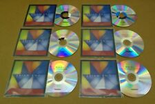 BRIAN ENO Music For Installations 2018 UK numbered promo test 6-CD set