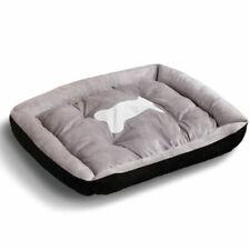 PaWz PB1008-L-BK Dog Bed Mattress - Black