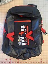 Ironman Texas Triathlon Backpack North American Championship; Gear bag Brand New