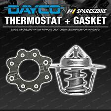 DAYCO Thermostat + Gasket for Leyland Marina P76 MG Magnette Rover 2000 3500
