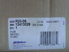 12413029 (R20-06) - Hub & Bearing - GM ACDelco OE Service
