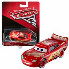 Disney Cars 3 Lightning McQueen Rust-Eze 1:55 Selection Cars Vehicle Models 2017