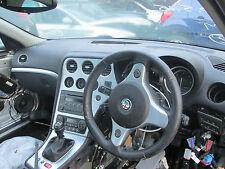 ALFA ROMEO 159 AIR BAG KIT SET DRIVERS PASSENGER DASH BELTS & ECU BLACK