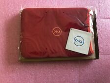 "NEW Dell Carrying Case (Sleeve) for 11"" Notebook - Tango Red XHWVX"