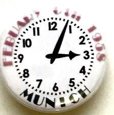 Manchester United Badge Munich Horloge 1958