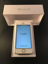 Apple iPhone SE - 16GB - Silver (Unlocked)  - incredible condition !