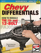 Chevy Differentials How to Rebuild 10 and 12 Bolt Axles 1964-2008 GM Performance