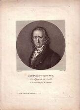 Original-Kupferstiche mit Persönlichkeiten & Porträts (1800-1899)