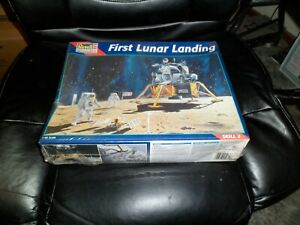 Revell Monogram First Lunar Landing 1/48 Scale Model Kit 85-5081 New unopened
