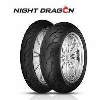 "PIRELLI NIGHT DRAGON 100/90-19"" M/C 57H FRPNT SUIT MOST HARLEY OR CUSTOM MODELS"