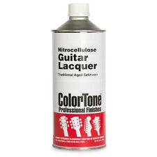 ColorTone Nitrocellulose Guitar Lacquer, Traditional Aged Satin