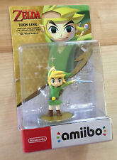 NINTENDO Amiibo The Legend of Zelda - the wind waker - Toon Link - NEU & OVP