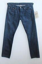 Double RL RRL, slim fit jean, japanese selvedge denim, slate blue, s. 29/32