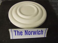 Plaster Ceiling Rose 221 mm The Norwich.