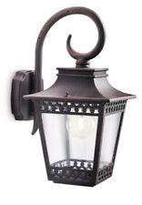 Lampes appliques marrons en aluminium pour la maison