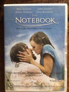 The Notebook (DVD, 2009)