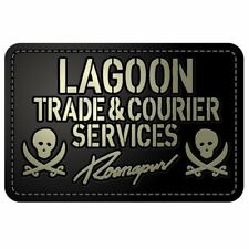 Black Lagoon Lagoon Company Cospa Character PVC Patch Wappen Badge Collection