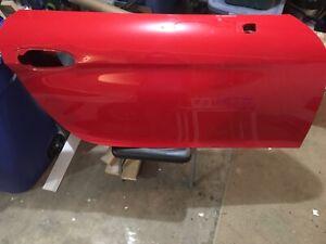 2014 Porsche Boxster Cayman 981 Right Passenger Door Shell Frame Panel Used OEM