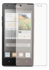 2 Pack Screen Protectors Protect Cover Guard Film For Huawei Ascend G700