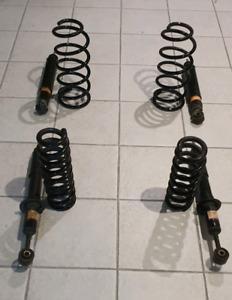 FJ Cruiser/Prado Factory Toyota Suspension - Coils + Shocks