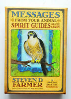 Messages from Your Animal Spirit Guides Oracle Cards: A 44-Card Deck and Guide