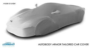 Premium Autobody Armor Outdoor & Indoor Custom Car Cover for McLaren 570GT