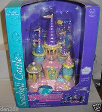 #8439 RARE NRFB Vintage Trendmasters Starcastle Seashell Castle Playset