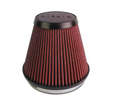 """AIRAID 701-466 Synthamax Universal Oil-Free Air Filter Cone 7.25"""" Flange"""