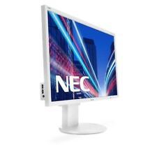 NEC MultiSync EA244WMi 61 cm (24,1 Zoll) LED LCD Monitor - Weiß