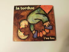 la tordue- t'es fou-Moby Dick  CD 708 French import