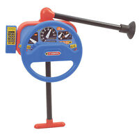 Casdon Backseat Driver Steering Wheel Little Driver With Toy Mobile Phone Game