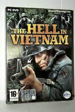 THE HELL IN VIETNAM GIOCO NUOVO PC DVD VERSIONE ITALIANA VBC 42581