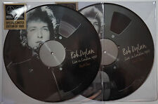 Bob Dylan - Live in London Part One & Two 2LP-Set limited picture disc only 1000