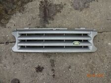 RANGE ROVER L322 05-09 FRONT SILVER GRILL