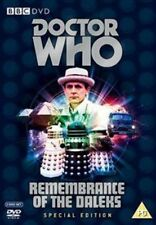 Doctor Who Remembrance of The Daleks 5014503245122 With Michael Sheard Region 2