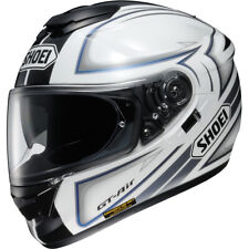 Shoei GT-Air Expanse TC-6 Street Motorcycle Helmet White/Silver XLarge