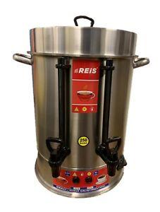 Commercial Tea Coffee Hot Water Dispenser Machine Samovar Semaver 25L