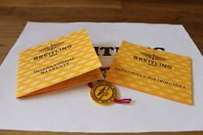 100% Genuine Authentic New Breitling Blank International Warranty Book