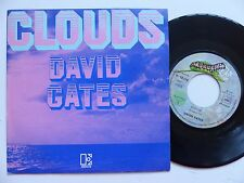 DAVID GATES Clouds 12114  FRANCE  Discotheque RTL