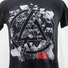 Linkin Park Black and White Mens T-Shirt Size S Hot Rock Brand