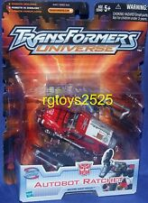 Transformers Robots In Disguise Universe Ratchet New Factory Sealed 2003